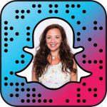 Ashley Kruempel snapchat snapcode