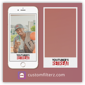 snapchat filter business