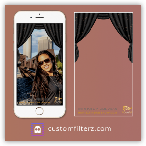 snapchat geofilter business