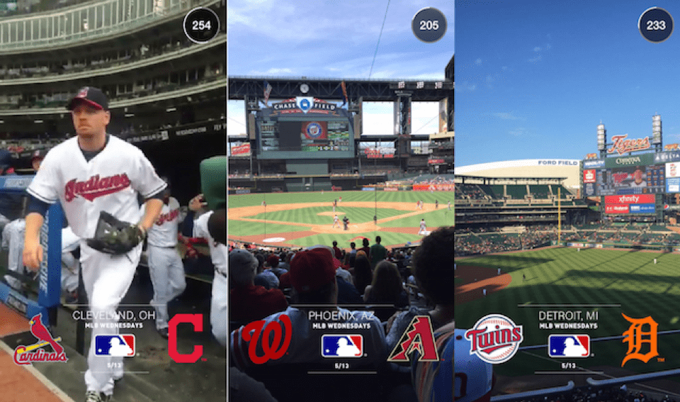 marketing on snapchat with geofilters
