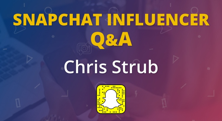 Non Profit Snapchat Marketing with Chris Strub 7