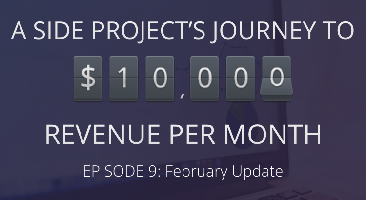 JOURNEY TO $10,000: FEBRUARY UPDATE 8