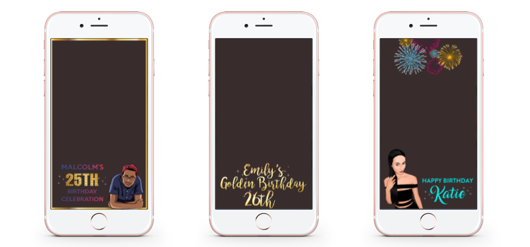 How to get the Snapchat birthday cake emoji and secret geofilter 3